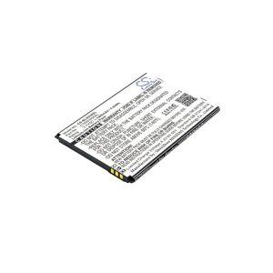 Blu Batteri (1600 mAh, Sort) passende til Blu S530