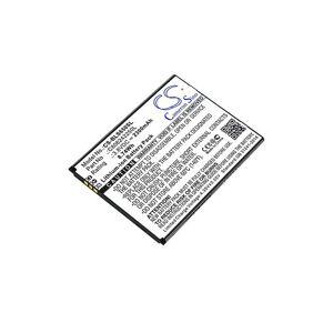 Blu Batteri (2300 mAh, Sort) passende til Blu S650P