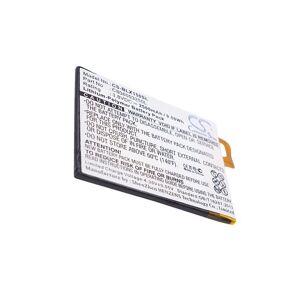 Blu Batteri (2500 mAh) passende til Blu X150Q