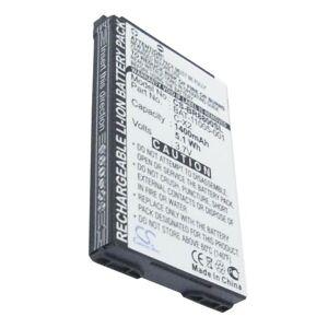 Blackberry Batteri (1400 mAh, Sort) passende til Blackberry 8800c