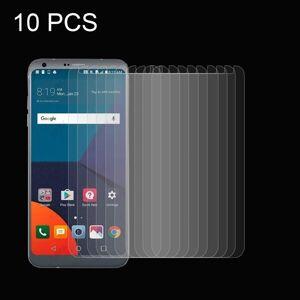 LG Herdet skjermbeskyttelse av glass LG G6 - 10Pack
