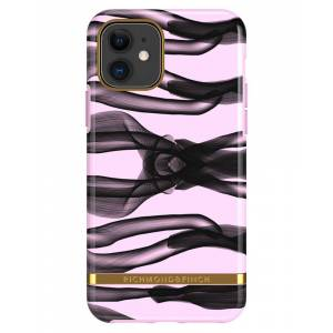 Richmond & Finch Richmond And Finch Pink Knots iPhone 11 Cover