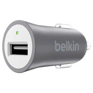 Belkin MIXIT Metallisk Billader - Grå