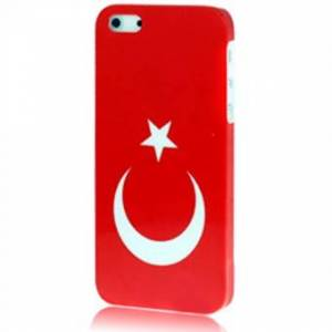 Apple Turkiet iPhone 5 / 5S / SE Cover