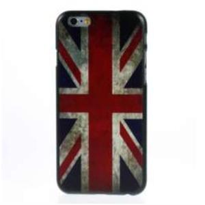 Apple Storbritannien Retro iPhone 5 / 5S / SE Cover