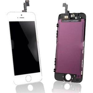 Apple LCD & pekskärm för iPhone SE - vit