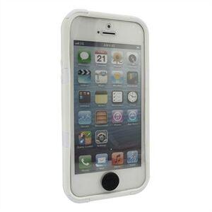 Apple Ultimate Dot Säkerhet - iPhone 5S / SE (vit)