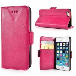 Apple V-fodral för iPhone 5 / 5s / SE - Rosa