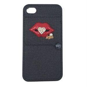 Kiss Look täcka m. Kreditkort 5 / 5s / SE (Svart)