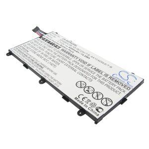 Samsung GT-P6210MAYXAR Batteri till Mobil 3,7 Volt 4000 mAh Kompatibel