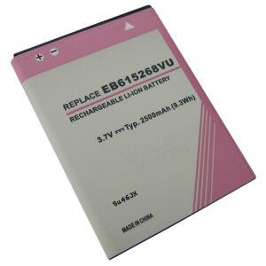 Samsung Galaxy Note GT-N7000 Batteri till Mobil 3,7V 2500 mAh