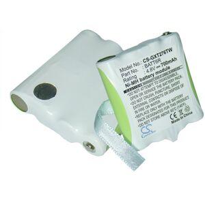 Uniden Batteri til Uniden og Midland 700mAh BP38/39/40