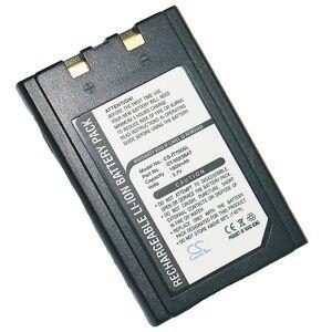Symbol PPT2740 Batteri till PDA 1800 mAh 57,23 x 37 x 12,68 mm