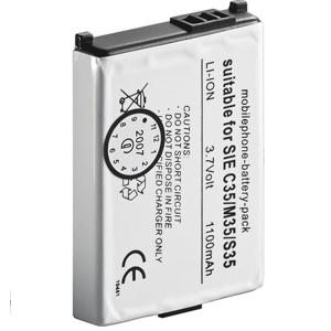 Siemens Batteri til Siemens Gigaset 4000, 4010, M35, etc. 3.6 Volt 900 mAh