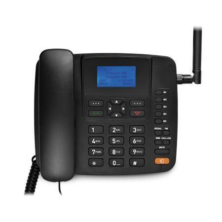 Multilaser Telefone Celular Rural De Mesa Quadriband 2G Dual Sim Multilaser - RE502 RE502