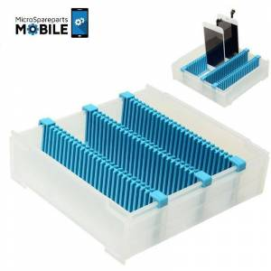 Microspareparts Mobile Anti-Static Pcb - Holder For Lcd