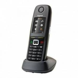 Siemens Trådlös telefon Gigaset R 650 H PRO Svart