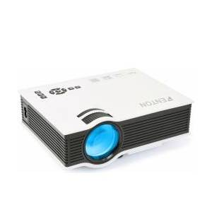 Fenton X20 Projektor til hjemmeunderholdning / Opløs entertainment underholdning