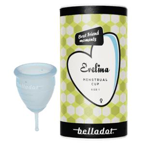 Belladot Evelina Menstrual Cup størrelse 2   Intimprodukter