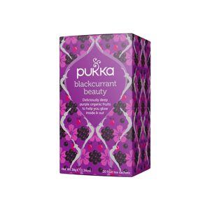 Pukka Te Blackcurrant Beauty 20stk