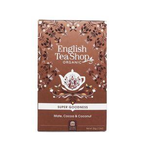 English Tea Shop Te Mate, Cocoa & Coconut 20stk