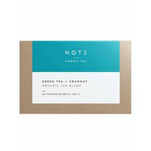 Teministeriet Note Green Tea + Coconut 1.5 g