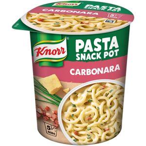 Knorr Snack Pot Carbonara 71 g 8st