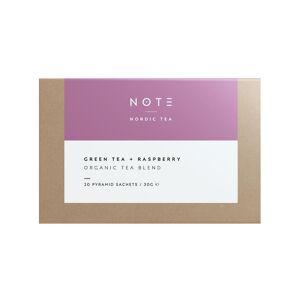 Teministeriet Note Green Tea + Raspberry (U) 1.5 g