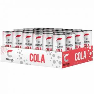 Celsius 24 x Celsius, 355 ml, Cola