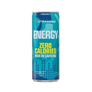 Nutramino Energy Drink 0 Calories, 250 ml