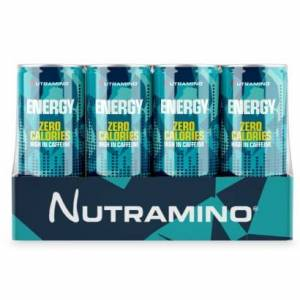 Nutramino 24 x Nutramino Energy Drink 0 Calories, 250 ml