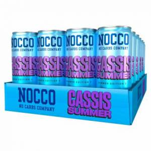 NOCCO 24 x NOCCO BCAA / BCAA+, 330 ml