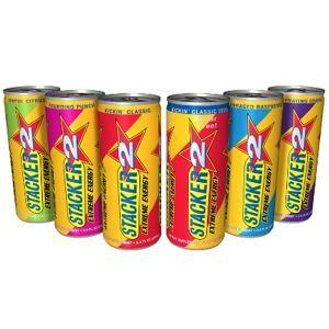 Stacker2 24 x Stacker2 Extreme Energy, 355 ml