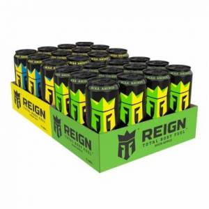 Reign 24 x Reign Total Body Fuel, 500 ml