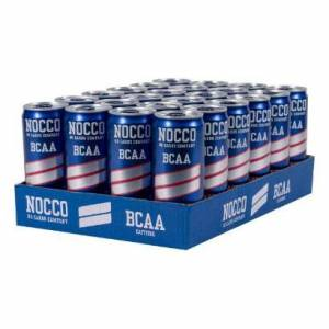 NOCCO 24 x NOCCO BCAA, 330 ml, Passion