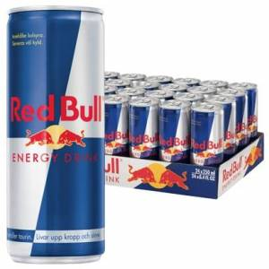 Red Bull 24 x Red Bull Energy Drink Original, 250 ml
