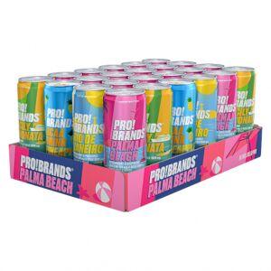 Pro Brands 24 x Pro Brands BCAA Drink, 330 ml