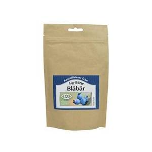 Alg-Börjes Blåbärspulver 125 gram