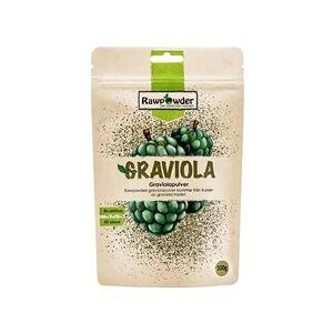 Rawpowder Graviola pulver 100 gram