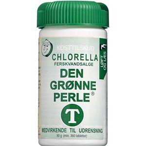 Chlorella - Den Grnne Perle Kosttilskud 360 stk