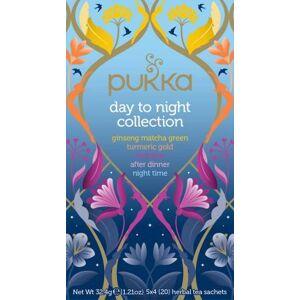 Pukka Day To Night Collection Te Sampak - Økologisk Te