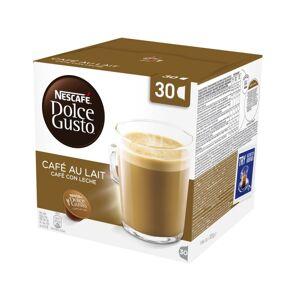 Dolce Gusto Cafe Au Lait Big Pack 30 stk Kaffekapsler