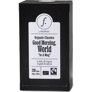 Organic Herbal Tea Good Morning, World 36 g The