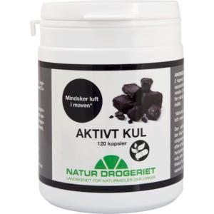 Aktivt Kul Kapsler 380 mg 120 stk Madlavning