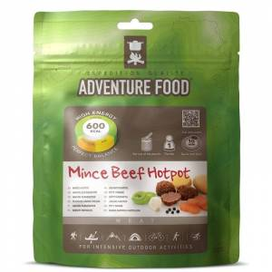 Adventure Food Mince Beef Hotpot  OneSize