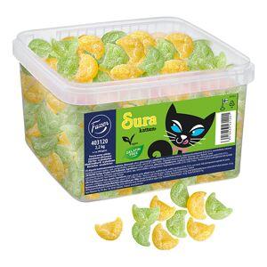 ERT Godis Sura Katten i Æske - 2,2 kg