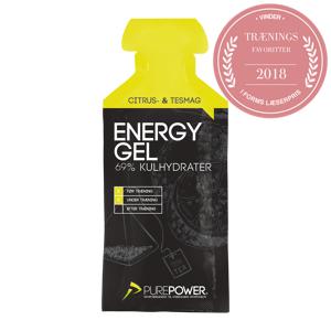 PurePower Energy Gel Citrus-Te stk