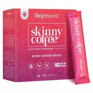 Gram Slankekaffe, 140 gram pulver - Pulverkaffe med superfoods