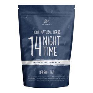 OurDetox 14 Night Time yrttitee 14 pussia Tee