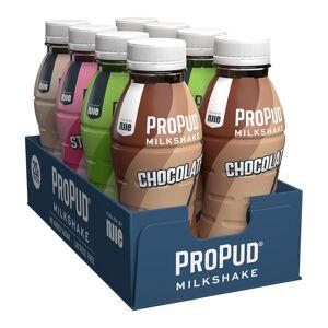 NJIE 8 X Njie Propud Protein Milkshake Mix, 330 Ml